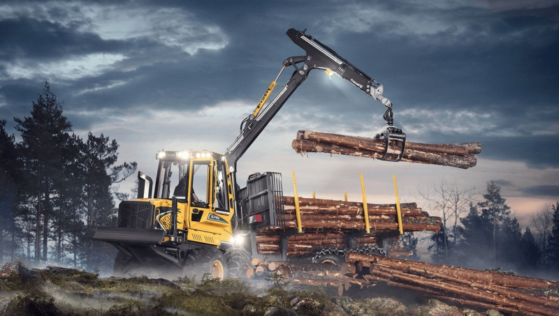 Eco Log Forwarder 574E