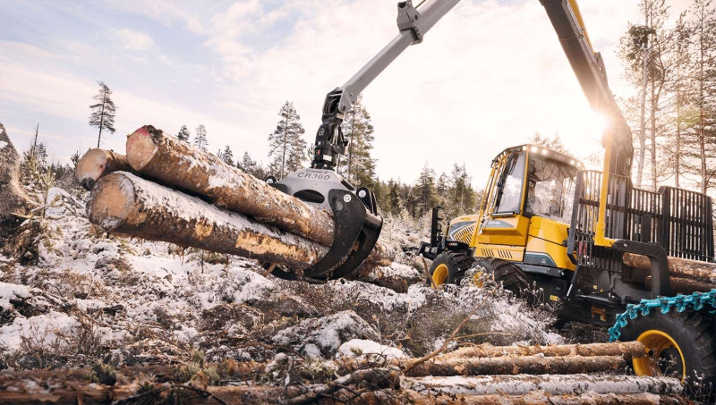 Eco Log Forwarder 594E